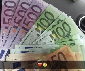 bills, euro, and gang image