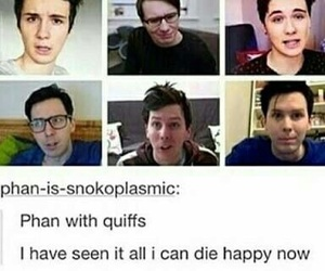 tumblr, amazingphil, and dan and phil image