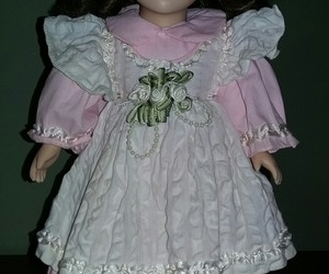 antique, poupee, and collectible image