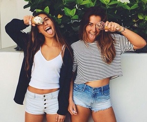 fashion, friends, and summer image