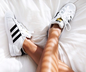 fashion, shoes, and addias image