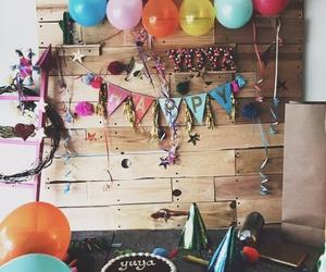 yuya , birthday, and decoracion image