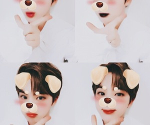 edit, jin, and kawaii image