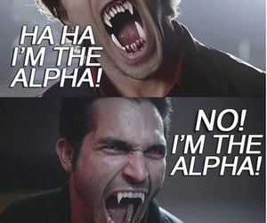 teen wolf, alpha, and scott mccall image