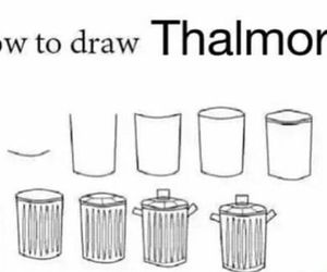draw and how image
