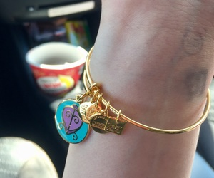 accessories, alex and ani, and bracelet image