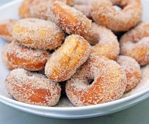 donuts, food, and sugar image