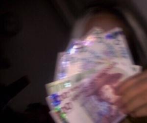 money, dark, and ghetto image