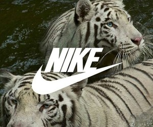 nike, nature, and wallpaper image
