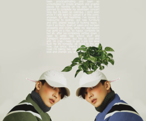 guy, korean, and kpop image