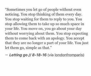 apology, go, and life image