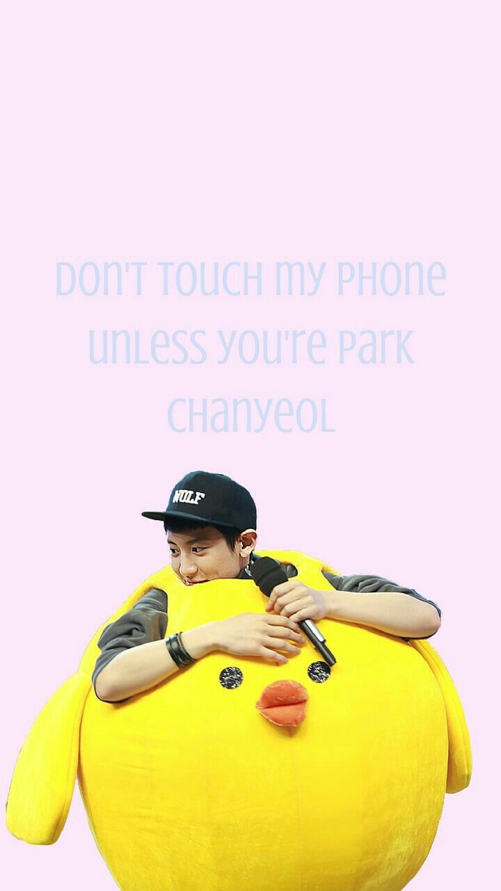 exo, wallpaper, and chanyeol image