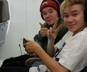 adorable, airport, and boy image