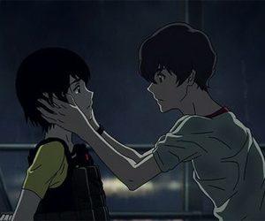anime, terror in resonance, and twelve and lisa image
