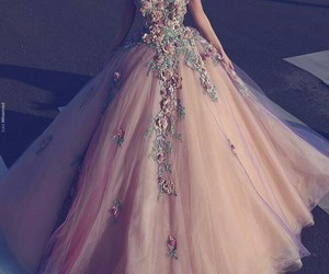 dress and background image