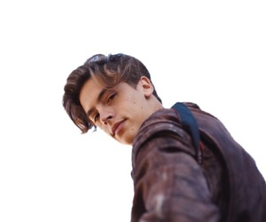 transparent, cole sprouse, and riverdale image