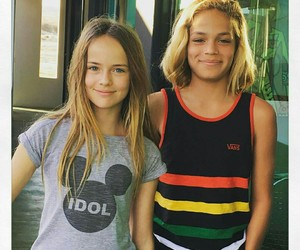 kristina pimenova, friends, and patrick michael heaney image