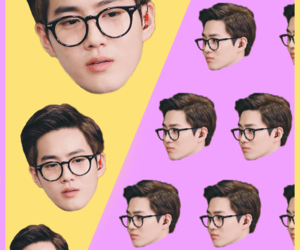 Chen, exo, and head image