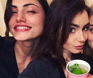 phoebe tonkin and lily collins image