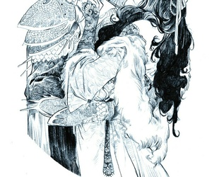 game of thrones, stark, and lyanna image