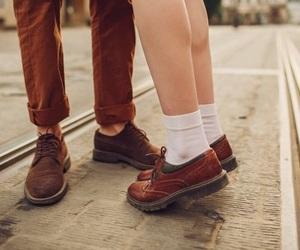 couple, vintage, and theme image