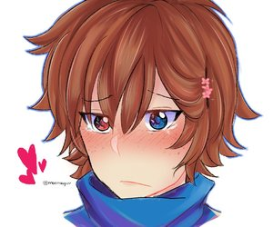 anime, chico, and boy image