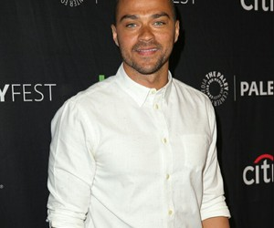 greys anatomy, tv show, and jesse williams image