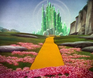 Oz, Wizard of oz, and movie image
