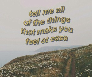 ease, Lyrics, and troye sivan image