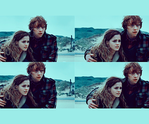 film, harry potter, and ron weasley image