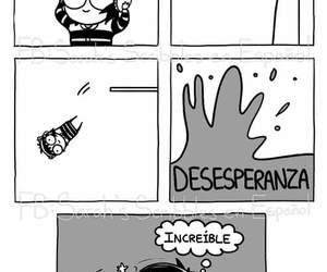 music, funny, and comics image