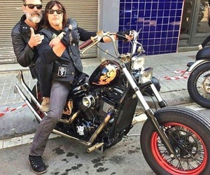 negan, norman reedus, and the walking dead image