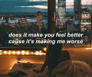 better, heartbreak, and Lyrics image