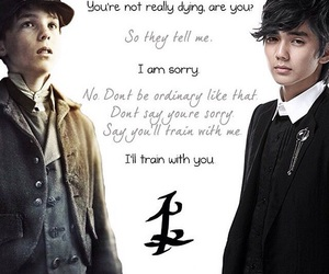 clockwork angel, jem carstairs, and the infernal devices image