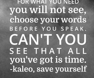 save yourself and kaleo image