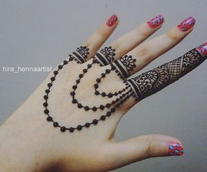mehndi design and tattus image