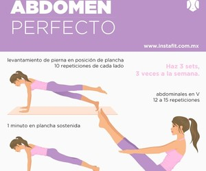 exercise, healthy, and home image