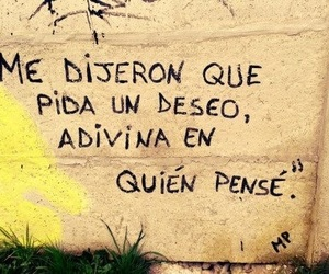 love, deseo, and frases image