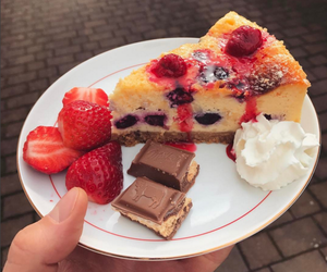 cheesecake, yes, and food image