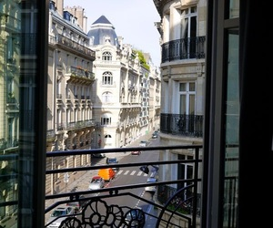 luxury, morning, and paris image