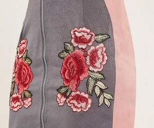 clothes, embroidery, and fashion image