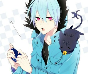 anime, servamp, and kuro image