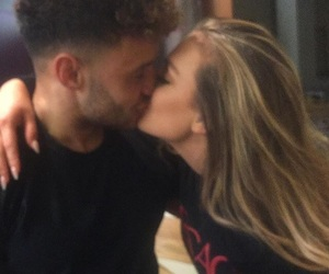 perrie edwards, little mix, and kiss image
