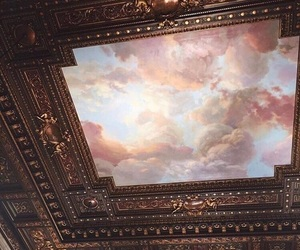 art, aesthetic, and clouds image