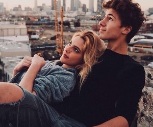 couple, love, and lele pons image