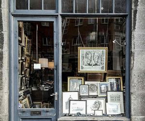 art, store, and window image