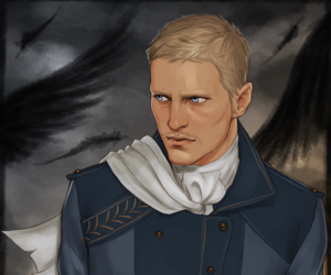 six of crows and matthias helvar image