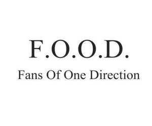 one direction, food, and fan image