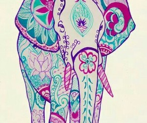 animal, art, and drawings image