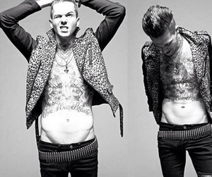 jesse rutherford, the neighbourhood, and Tattoos image